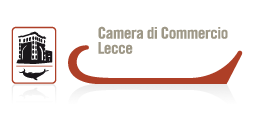 Logo Camera di commercio di Lecce